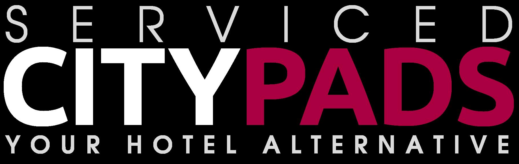 Serviced City Pads Logo