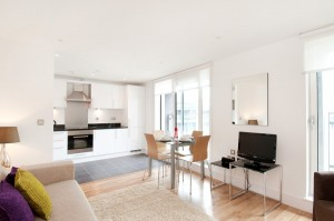 serviced apartments in London, Canary Wharf, corporate accommodation, travel management