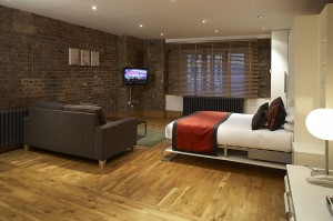 Serviced apartment in London, London Bridge apartment, corporate accommodation, business travel